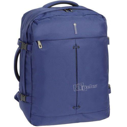Roncato Ironik torba podręczna kabinowa / plecak podróżny / Blu Notte - Blu Notte