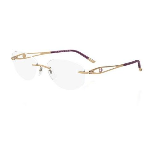 Okulary korekcyjne nuance 4357 6051 marki Silhouette