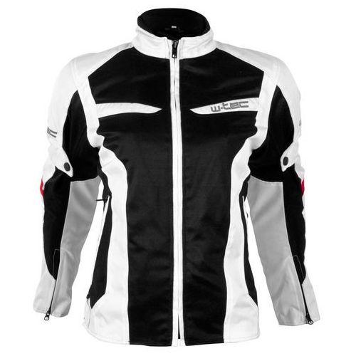 Damska kurtka motocyklowa wodoodporna W-TEC Ventex Lady, Jasnoszary, L, 1 rozmiar