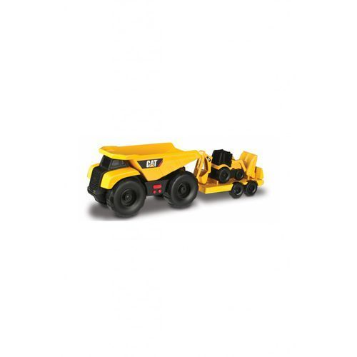 Dumel Mini trailer teams - wywrotka z ładowarko-koparką (0011543347637)