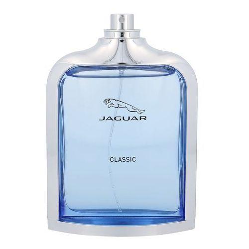 classic woda toaletowa 100 ml tester dla mężczyzn marki Jaguar