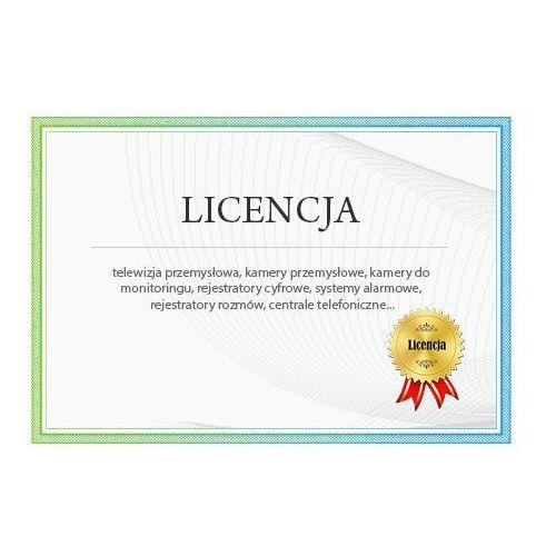 Centrala telefoniczna LIBRA Licencja na 2 dodatkowe porty VoIP audio i wideo, LIBRA-LIC_VOIP_2P_VI