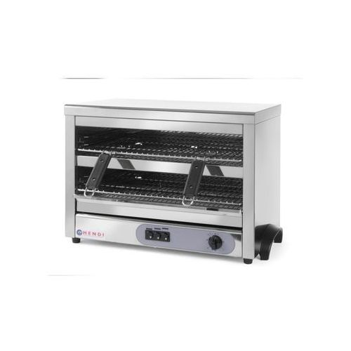 Opiekacz kwarcowy Maxi GN 1/1 Hendi 264331, 264331
