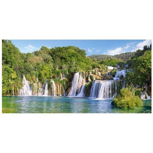 Castorland , krka waterfalls, croatia, puzzle, 4000 elementów