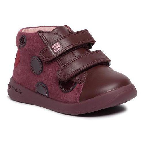 Garvalin Sneakersy - 191325 m b-cereza y deco
