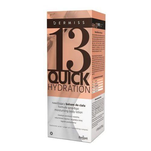 Dermiss 1'3 quick hydration nawilżający balsam do ciała 150ml
