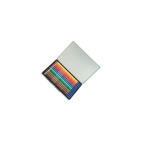 Talens Van Gogh Colour Kredki ołówkowe 12kol Metal z kategorii kredki