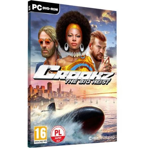 OKAZJA - Crookz The Big Heist (PC)