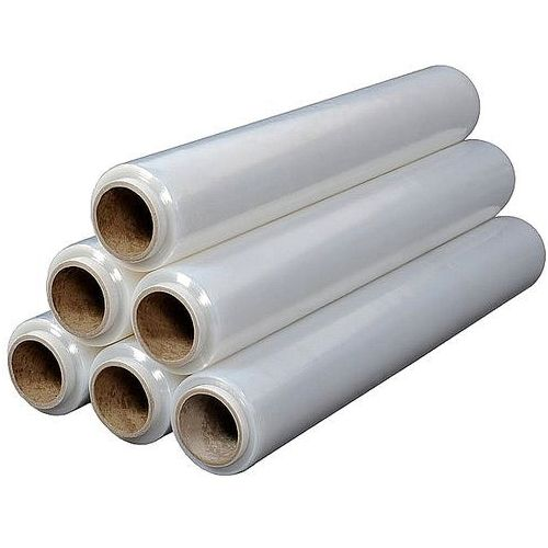 Folia stretch przezroczysta 500mm 20mic 200m