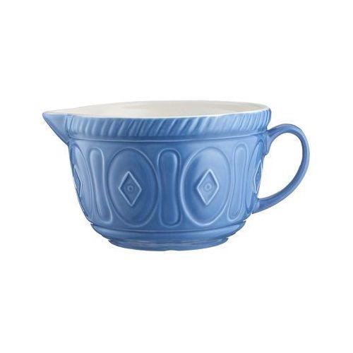 Mason cash Dzbanek do ciasta naleśnikowego 2l colour mix mixing bowls lazur