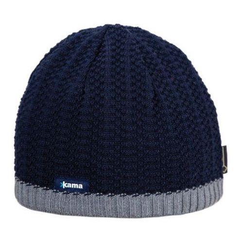 czapka Kama AG18 108 Gore-tex ciemno niebieska