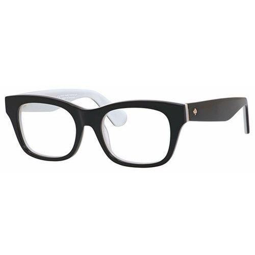 Kate spade Okulary korekcyjne  jonnie 0qop 00