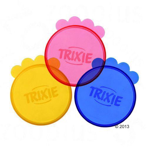 Pokrywka na puszki - 2 x Ø 10,5 cm (do puszek 800 g)  -5% rabat dla nowych klientów  darmowa dostawa od 99 zł marki Trixie