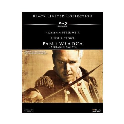 Pan i władca: Na krańcu świata (Blu-Ray) - Peter Weir. DARMOWA DOSTAWA DO KIOSKU RUCHU OD 24,99ZŁ