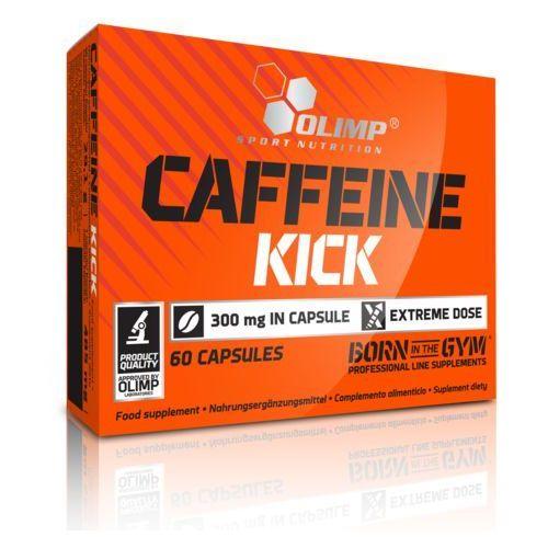 OLIMP Caffeine Kick 60 kaps - OKAZJE