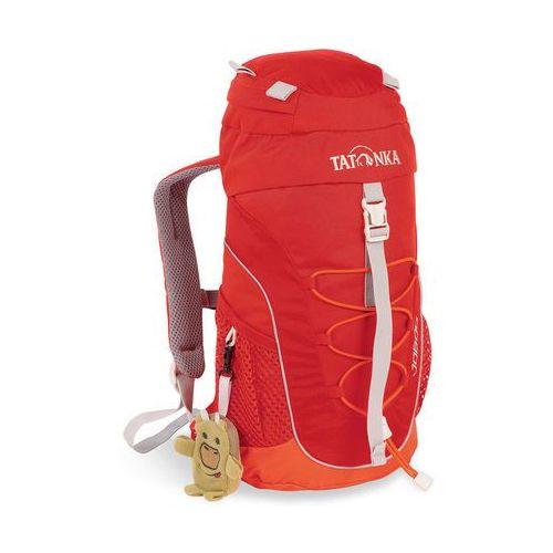 Tatonka joboo plecak dzieci 9l czerwony 2017 plecaki szkolne i turystyczne