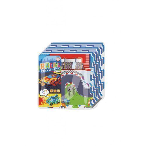 Mata z puzzli - tor wyścigowy marki Russell