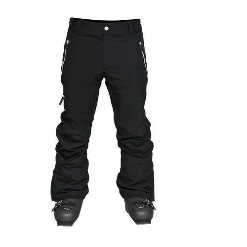 spodnie CLWR - Sharp Pant Black (900) rozmiar: L, kolor czarny