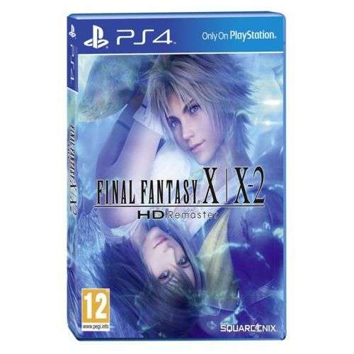Final Fantasy X/X-2 HD (PS4)