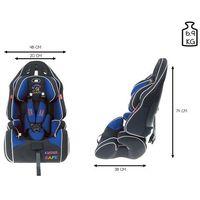 Fotelik samochodowy 9-36 kg KinderSafe Pro Comfort GE-G - Niebieski