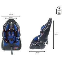 Fotelik samochodowy 9-36 kg KinderSafe Pro Comfort GE-G