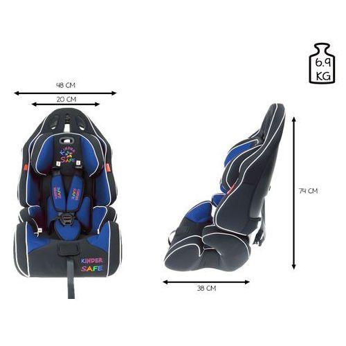 Fotelik samochodowy 9-36 kg KinderSafe Pro Comfort GE-G (5902921964575)