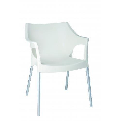 Krzesło pole - biały marki Resol