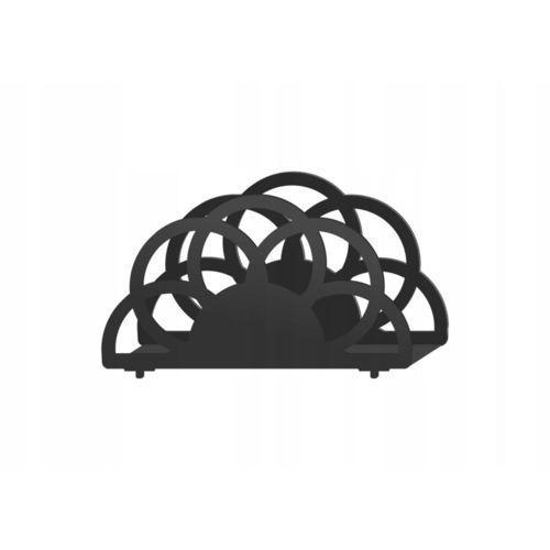 Serwetnik metalowy rings r17/14cm