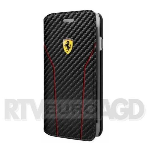 Ferrari FESCAFLBKP7LBK iPhone 7/8 Plus (czarny), SAT000265
