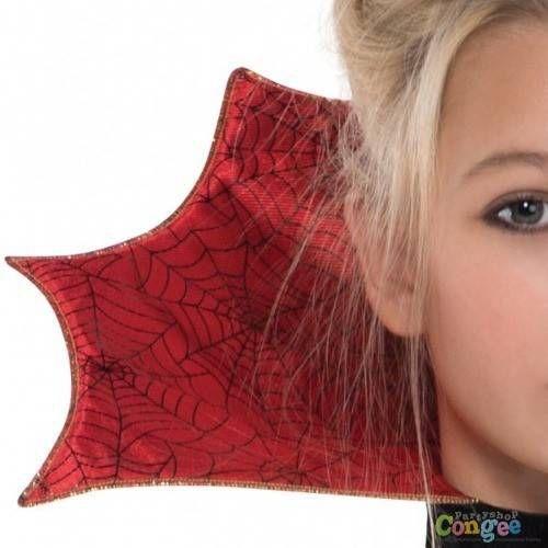 Amscan Kostium gotycka księżniczka dla dziewczynki - 5/7 lat (116) (0013051503215)