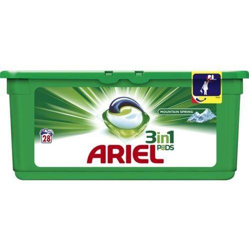 Ariel Kapsułki do prania białych i jasnych tkanin 28 szt. (8001090309594)