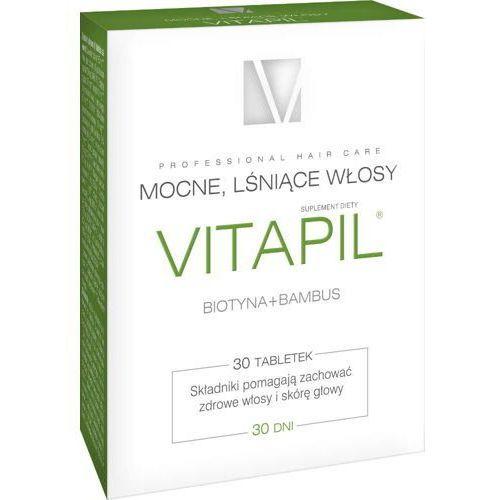VITAPIL z biotyną x 30 tabletek