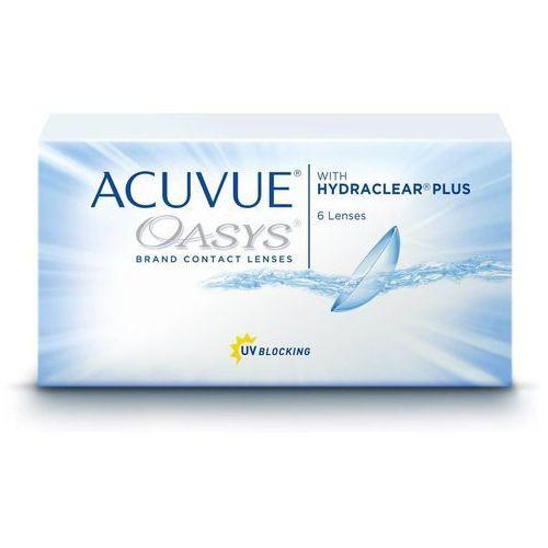 Acuvue Oasys Hydraclear Plus - 6 sztuk