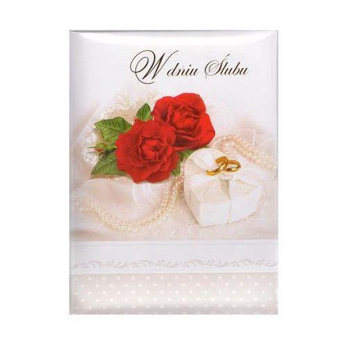 Książeczka pamiątkowa W dniu ślubu nr 60 - MERIGRAF