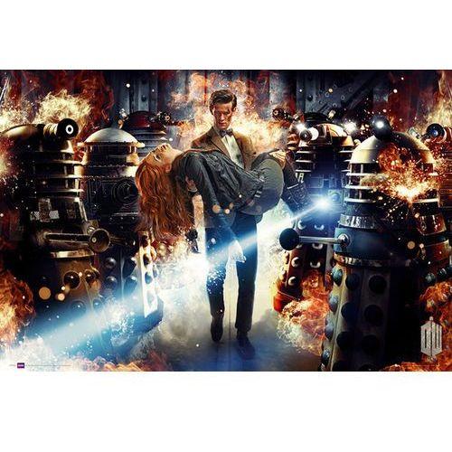 Doctor who asylum of the daleks - plakat marki Gb