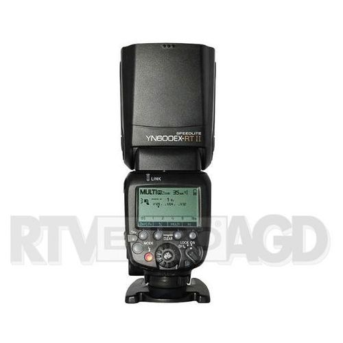 Yongnuo Speedlite YN-600EX-RT II do Canon