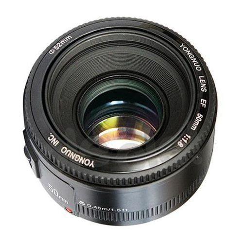 Yongnuo YN 50mm f/1.8 Canon - produkt w magazynie - szybka wysyłka! (6947110910734)