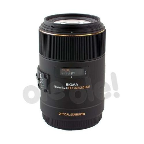 Sigma 105 mm f/2,8 EX DG OS HSM Macro Nikon