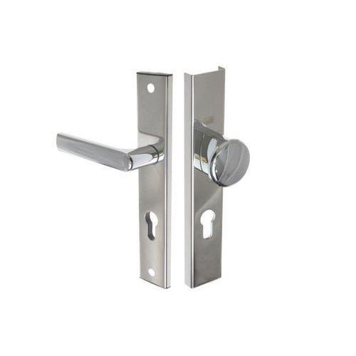 Tarcze wzmocnione do drzwi wejściowych mps01 uchwyt i klamka 90 mm marki Lob