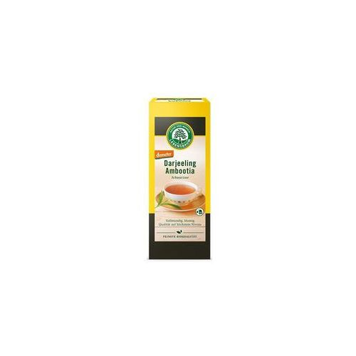 Lebensbaum (przyprawy, herbaty, kawy) Herbata czarna darjeeling ekspresowa bio (20 x 1,5 g) – lebensbaum