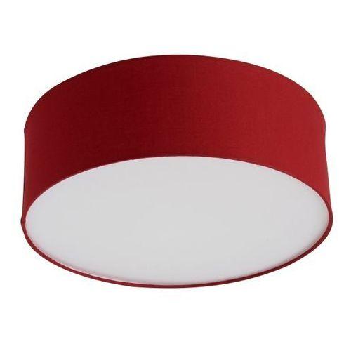 Colours Lampa sufitowa soranus 2 x 42 w e27 czerwona (3663602802334)