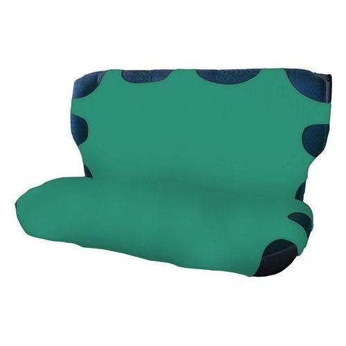 Pokrowce na tylną kanapę - zielone, 5906961220592