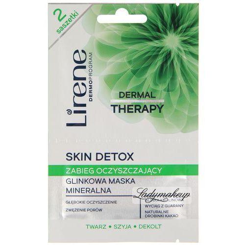 Lirene  - skin detox - glinkowa maska mineralna (zabieg detokstkujący skórę)