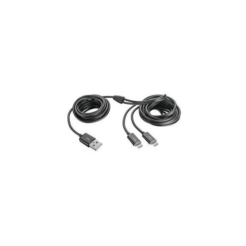 OKAZJA - Trust GXT 221 Duo Charge Cable for Xbox One DARMOWA DOSTAWA DO 400 SALONÓW !!