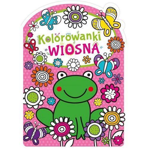 Foxgames Kolorowanki wiosna - praca zbiorowa (9788328050969)