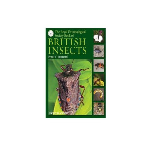 Royal Entomological Society Book of British Insects