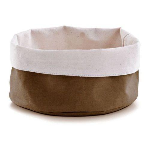 Koszyk na chleb, pieczywo - Ø20x12 cm, ZELLER, B008JS546U-inny kolor