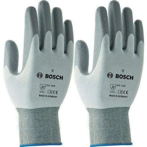 Rękawice precyzyjne GL Ergo Bosch 2607990112 Wielkość=8 szary, biały - produkt z kategorii- Rękawice