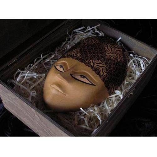Maska jasnego księcia sygnowana (wb-1-1-196-3l) marki Wyspa java