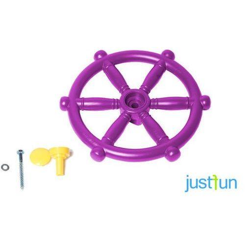 Koło sterownicze - fioletowy marki Just fun